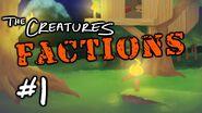 TheCreatureFactions