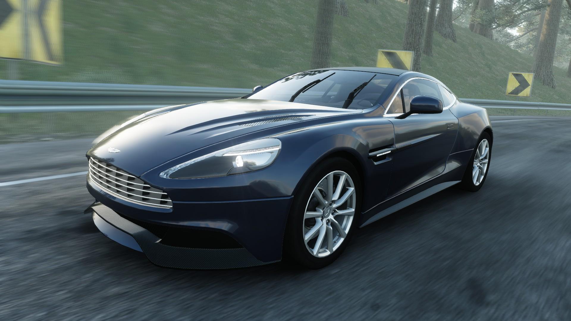Aston Martin Vanquish The Crew Wiki Fandom