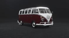 Volkswagen Kombi 21 Window Bus