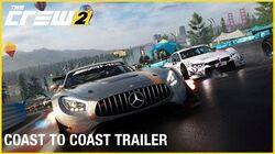 The Crew 2 Coast to Coast Trailer Ubisoft NA