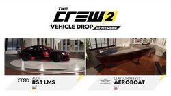 The Crew 2 - November Vehicle Drop Trailer PS4