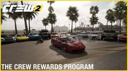 The Crew 2 The Crew Rewards Program Trailer Ubisoft NA