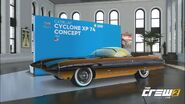Cadillac Cyclone XP 74 Concept (1959)