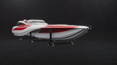 ICE Marine Bladerunner 35