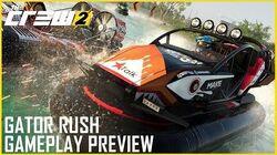 The Crew 2 Gator Rush's New Hovercraft Discipline Gameplay Preview Ubisoft NA