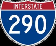 Interstate 290 shield