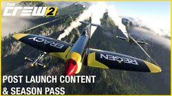 The Crew 2 Post Launch Content & Season Pass Trailer Ubisoft NA