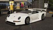 Porsche 911 GT1 Strassenversion (993) (1996)