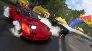 The crew 2 red build drift