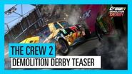THE CREW 2 Demolition Derby Teaser Trailer Ubisoft-0