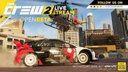 The Crew 2 - Open Beta Official Livestream Ubisoft NA
