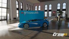 Bugatti EB 110 Super Sport