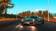 Porsche 918 Spyder (The Crew 2)