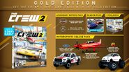 Steelbook Gold Edition - The Crew 2