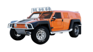 HUMMER H1 Alpha Evo 2 Rally Raid Edition - The Crew 2