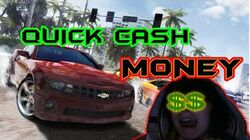 The Crew How to make quick cash!!!