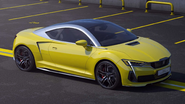 Peugeot RCZ (2021) (Project)