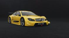Mercedes-Benz Mercedes-AMG C-Coupé Touring Car