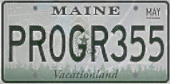 PR0GR355 license plate