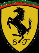 Scuderia Ferrari Logo (2019)