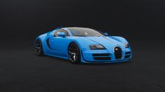 Bugatti Veyron 16.4 G.S.V