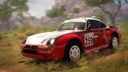 Porsche 959 Raid