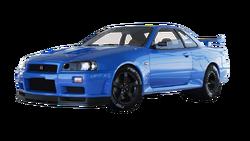 Nissan Skyline GT-R (R34) Drag Race Edition - The Crew 2.png