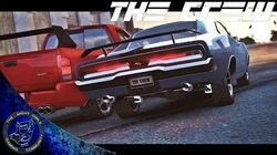 The Crew (PC) Talking - World Dynamic Events Car Parts & Leveling (60FPS)