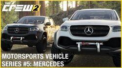 The Crew 2 Mercedes X Class – Motorsports Vehicle Series 5 Gameplay Ubisoft NA