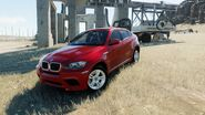 BMW X6 M FULL