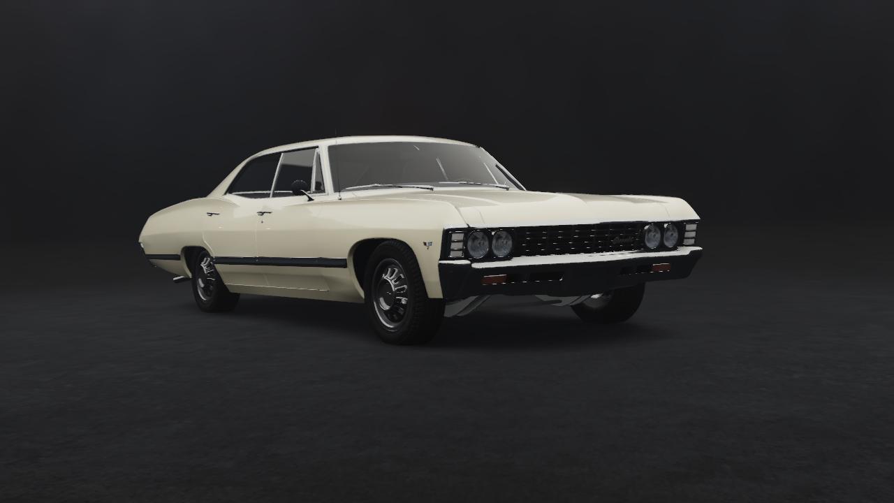 Chevrolet Impala Sport Sedan The Crew Wiki Fandom