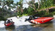 The crew 2 boat racing