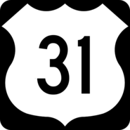 US 31 shield