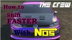 The Crew How to Shift Gears Faster!!