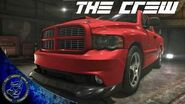The Crew (PC) Escape The Cops Dodge Ram SRT (60FPS)