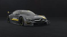 Mercedes-Benz Mercedes-AMG C63 Touring Car