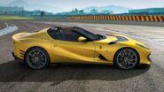 Ferrari 812 Competizione A (Project)
