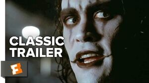 The Crow (1994) Official Trailer - Brandon Lee Movie HD