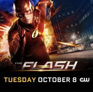 The Flash date announcement