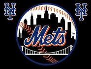 Alternate Mets Logo