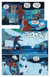 Force of Nature (Issue 9) Preview Page 4