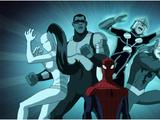 Spider-Man's Classic Team