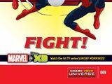 Marvel Universe: Ultimate Spider-Man: Web-Warriors - Game Over
