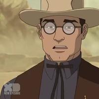 Ben Parker Wild West Universe Ultimate Spider Man Animated Series Wiki Fandom