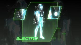 Armoured Electro