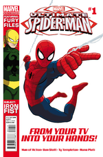 MarvelUniverseUltimateSpiderMan 1 Cover.PNG