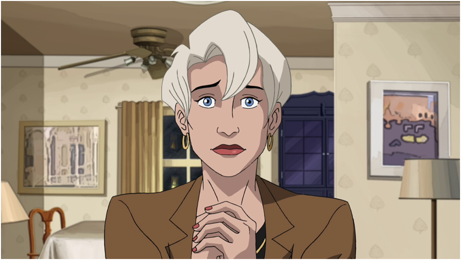 Aunt May Ultimate Spider Man Animated Series Wiki Fandom