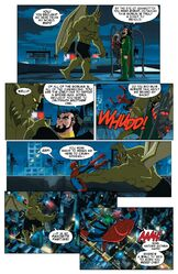 Miles From Home (Issue 3) Preview Page 3