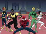 Ultimate Spider-Man (Infinite Comics) (2015) - Rival Schools (Part 5)