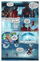 Force of Nature (Issue 9) Preview Page 3
